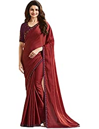 Stylla Mart Latest Collection Saree With Blouse Piece, Heavy Material Saree For Women-SMS1932_Stylla Mart
