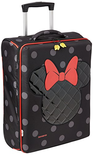 Disney By Samsonite Disney Ultimate Valigia per Bambini 52/18 Minnie, Poliestere, 33.5 ml, 52 cm