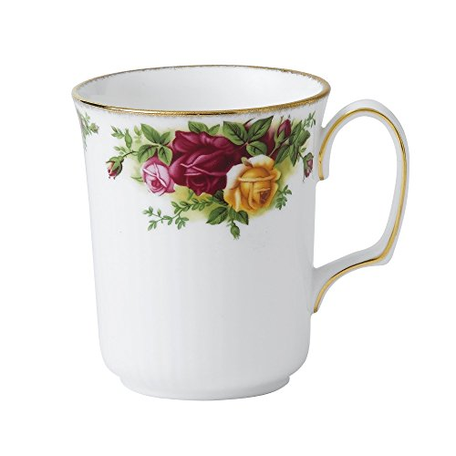 Old Country Roses by Royal Albert 250 ml Becher Old Country Roses Bone China