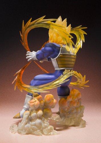 Bandai 31646 - Figura Dragon Ball Z Bola de Dragón (31646) - Figura Dragon Ball Vegeta Super Saiyan (13 cm) 4