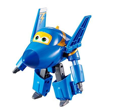 Preisvergleich Produktbild Auldeytoys YW710230 Super Wings Transforming Jerome Spielzeugfigur, blau