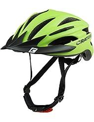 Cratoni Pacer Helmet White Matt 2017Mountainbike Casco Downhill, hombre, color lime matt - Visier schwarz, tamaño large