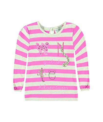 Kanz T-Shirt langärmlig Glamourlook Kinder Mädchen