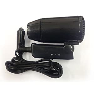 413iF 7BxkL. SS300  - Leisurewize 12V In-Car Hair Dryer, Folding Handle Compact