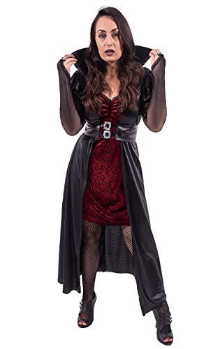 Costume Halloween / Carnevale Travestimento da Vampira Sexy – orrore donna Extra Large