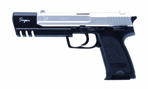 GSG Softair Pistole Bw Long, schwarz, 200984