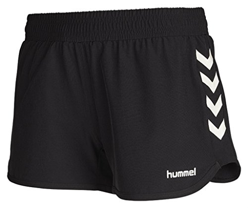Hummel Damen Louisa Shorts SS16, Black, XS, 13-166-2001