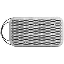 B&O PLAY von Bang & Olufsen Beoplay A2 Active tragbarer Bluetooth-Lautsprecher, Natural
