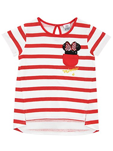 Disney Girls Minnie Mouse T-Shirt Age 2 to 3 Years