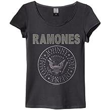 100% authentisch f797c 08c95 Suchergebnis auf Amazon.de für: ramones t shirt damen