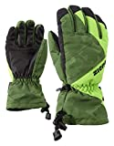 Ziener Kinder AGIL AS(R) Glove junior Ski-Handschuhe, Olive camo Print.Grass, 6