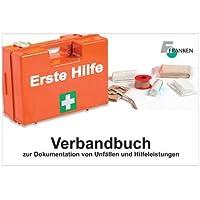 Franken Verbandbuch DIN A5, 64 Seiten - Erste Hilfe Ersthelfer Verbandsbuch preisvergleich bei billige-tabletten.eu