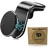Tekpatt Car Phone Holder, Universal Air Vent Car Mobile holder, 360° Rotation Universal Magnetic Holder, Vehicle mount Car Ho