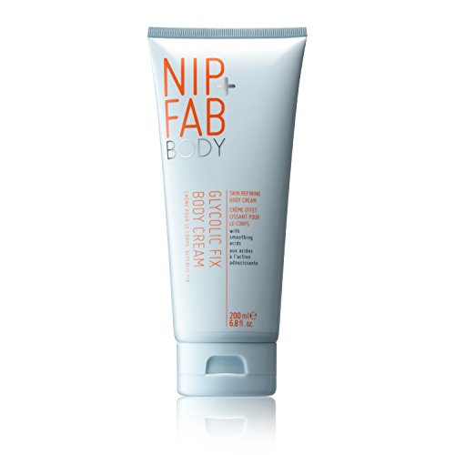 Nip+Fab Glycolic Body Cream, 1er Pack (1 x 200 ml) - Amber Body Cream