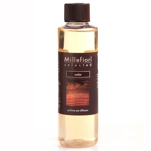 Millefiori Milano de rechange pour diffuseur bois de cèdre Selected