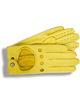 Junger Autofahrerhandschuh für Damen von Roeckl lime