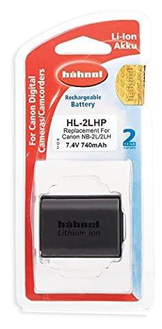 Hahnel Batterie Li-Ion Equivalente canon NB-2LH 7,4 V 740