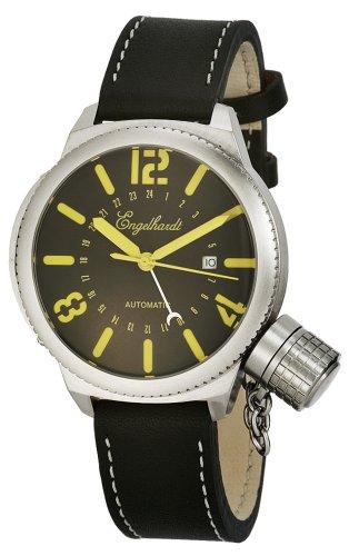 Engelhardt Herren-Uhren Automatik Kaliber 10.500 385724029073