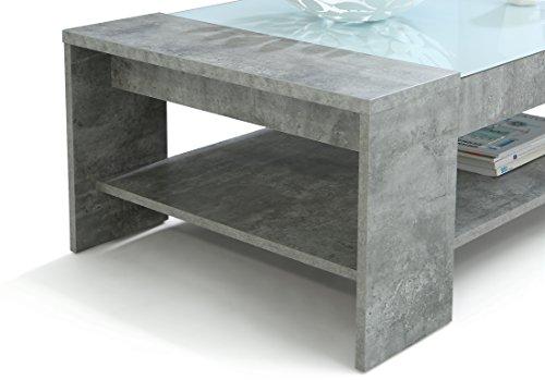 newface brady couchtisch mit ablage holz m. Black Bedroom Furniture Sets. Home Design Ideas