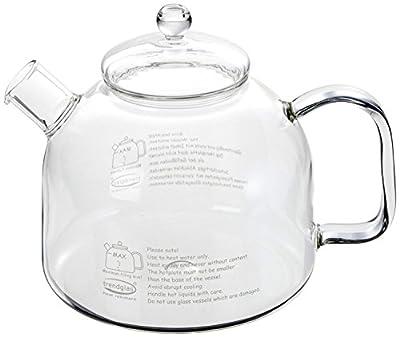 Bouilloire innovante en verre borosilicate (1,75L), 111007