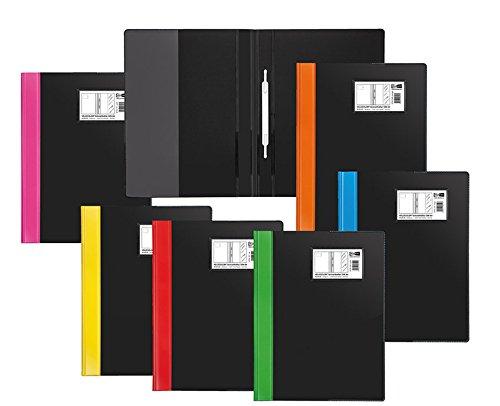 Veloflex 4743300schwarz, mehrfarbig Aktendeckel
