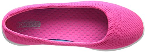 Ballerines Skechers On The Go Ritz pour dame en gris Hot Pink