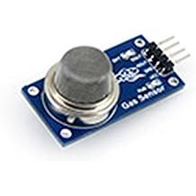 @WENDi MQ-135 Gas Sensor to Monitor Air Quality and Arduino Raspberry Pi 2 3
