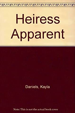 book cover of Heiress Apparent