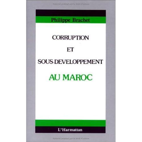 Corruption & sous-développement au Maroc