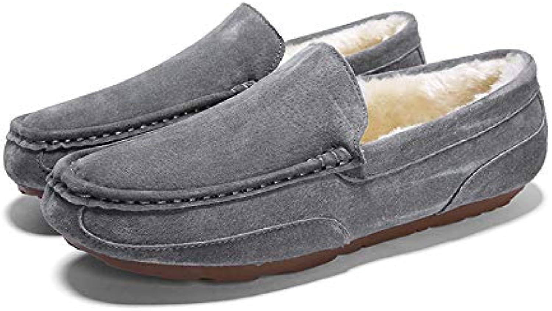 Xiazhi-scarpe,,, Mocassini Uomo, Grigio (Grigio), 39.5 EU | Molte varietà  | Sig/Sig Ra Scarpa