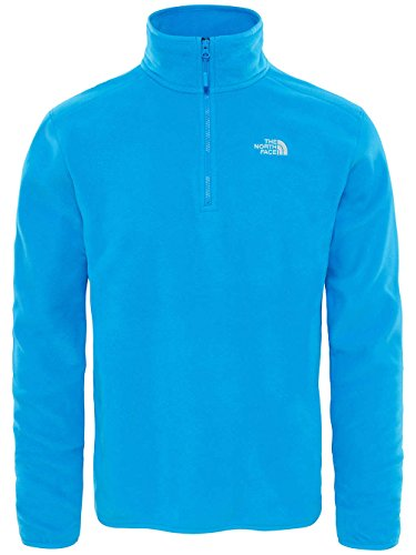 The North Face 100 Glacier Herren-Sweat-shirt blue aster