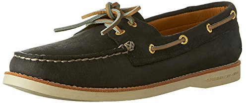 Sperry Gold Cup (Sperry Top-Sider Gold Cup A/O Glitter Women's Flats & Oxfords Navy Size 5.5 M)