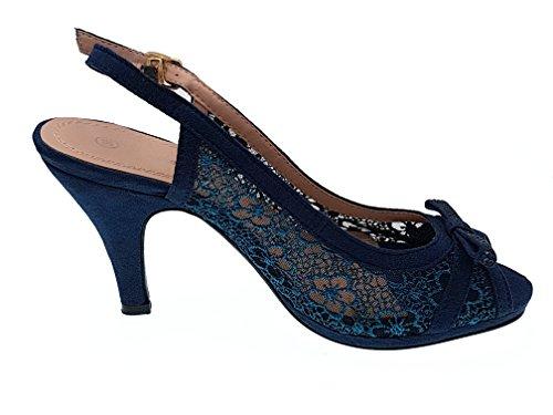 Spuntate Piccoli Scarpe Eleganti Estive Tacco Monelli ♚ Donna Basso RRFwBAqS