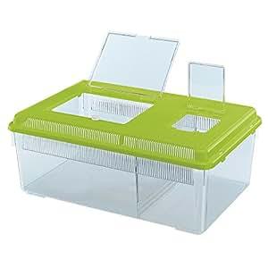 Ferplast Géo Vivarium Large pour Petits Animaux Plastique 8 L