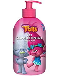 Trolls 2in1 Hair & Body Gel Douche 500 ml