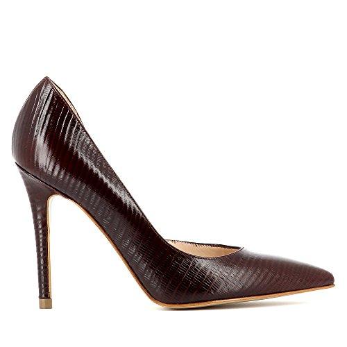 Evita Shoes  Alina,  Scarpe col tacco donna Bordeaux