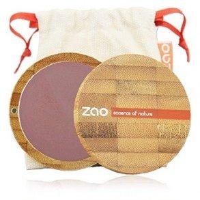 Zao Organic Makeup Blush compatto scuro viola 323 032 oz.