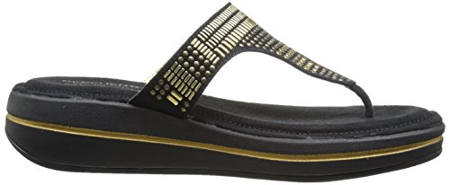 Skechers Upgradesstudly, Chaussures de Claquettes femme Noir - Schwarz (BKGD)