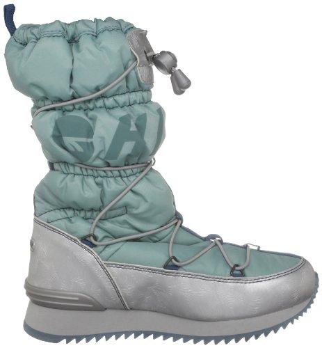 Hi-Tec New Moon 200, Chaussures randonnée femme Vert-TR-I5-3