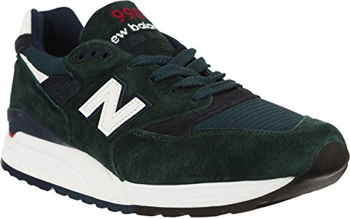 "Shoes New Balance 998 ""Made in USA"" (M998CHI) Green"