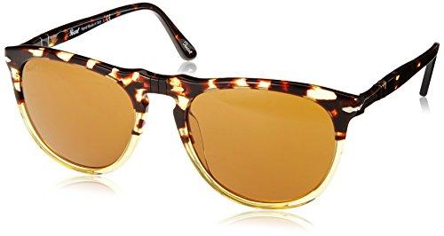 persol-unisex-sonnenbrille-po3114s-gr-medium-herstellergrosse-53-mehrfarbig-gestell-havana-glaser-br
