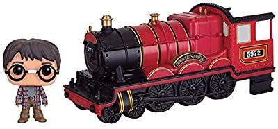 Harry Potter Hogwarts Express Engine & Harry Vinyl Figure 20 Figurine de collection