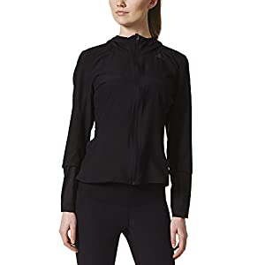 adidas Damen Response Hooded Wind Jacke