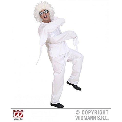 hsenenkostüm Zwangsjacke wahnsinniger Irrer Gr. M = 50 (Irrenanstalt Kostüm)