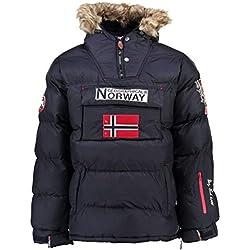 Geographical Norway Chaqueta DE NIÑO BOKER Azul Marino 10