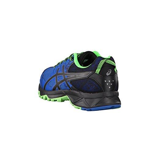 Asics Gel Sonoma 3 Scarpe Da Trail Corsa - SS17 Thunder Blue/Black/Green Gecko