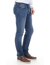 Armani Jeans - Jeans - Slim - Homme bleu Mid Wash