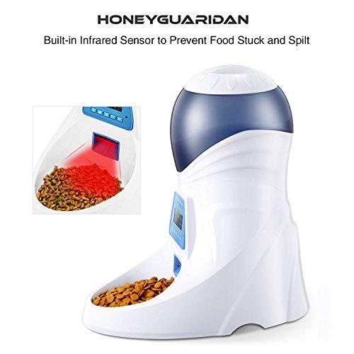 Zoom IMG-3 honeyguaridan a26 pet feeder distributore