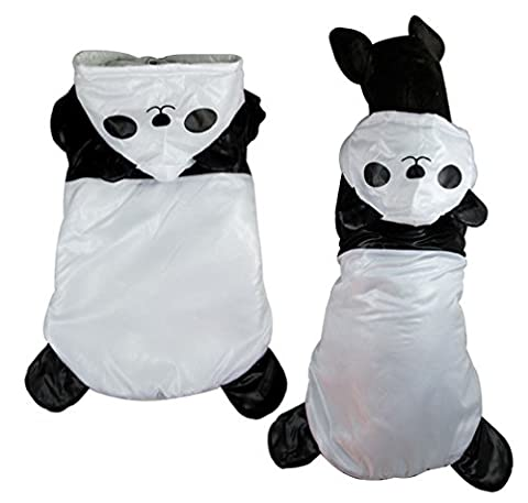 Costumes Holloween Couple - Ranphy Puppy Costume de panda Medium pour