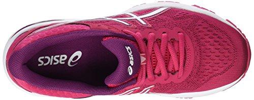 Asics Gt-1000 6, Scarpe Running Donna Rosa (Cosmo Pink / White / Prune)